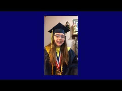 Eastern York High School Graduation 2020