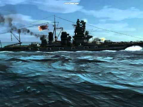 the sinking of the battleship kongosamar 1944 part 2