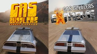Gas Guzzlers: Combat Carnage vs Gas Guzzlers Extreme Comparison