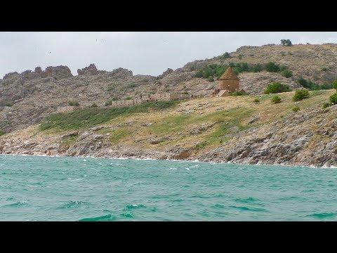 Vana Lich, Akhtamar kghzi, Surb Khach ekeghetsi, 25.05.19, Sa, Video-3.