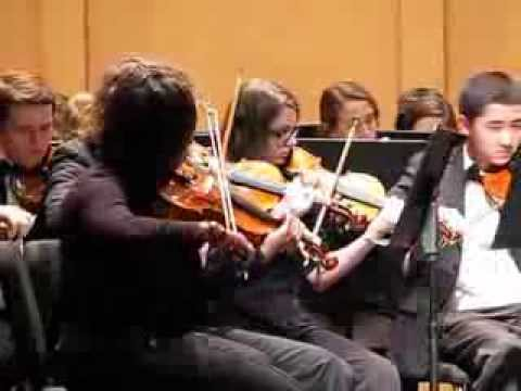 Polovtsian Dances. SC Philharmonic Youth Orchestra Feb 9, 2014