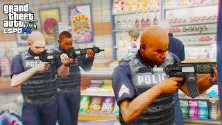 GTA 5 Police Mod - LSPDFR #243 - Bad Deal (Snow Mod)