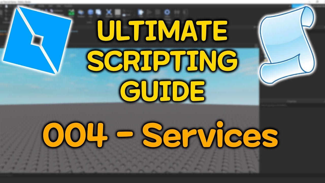 The Ultimate Guide An Unofficial Roblox Game Guide Safira Roblox Ultimate Scripting Guide 004 Services Youtube