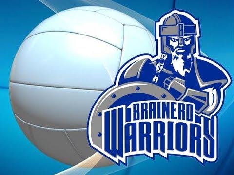 Brainerd Volleyball Falls To Sauk Rapids-Rice