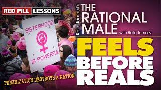 Rational Male | How Emotionalism Destroys a Nation