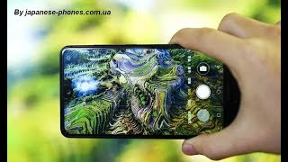 SHARP Aquos S2 First Look and Review (FS8010 model)
