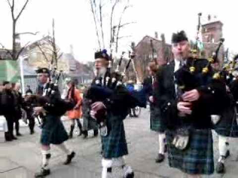 St Patrick's Day Oslo Band 2010 - YouTube