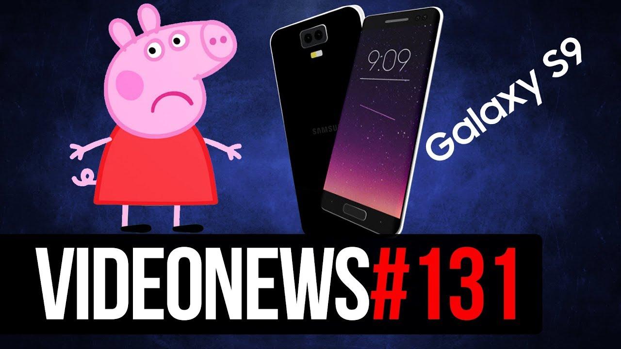 Galaxy S9, Koszmarna Podróba iPhone, Wycieki Danych – VideoNews #131