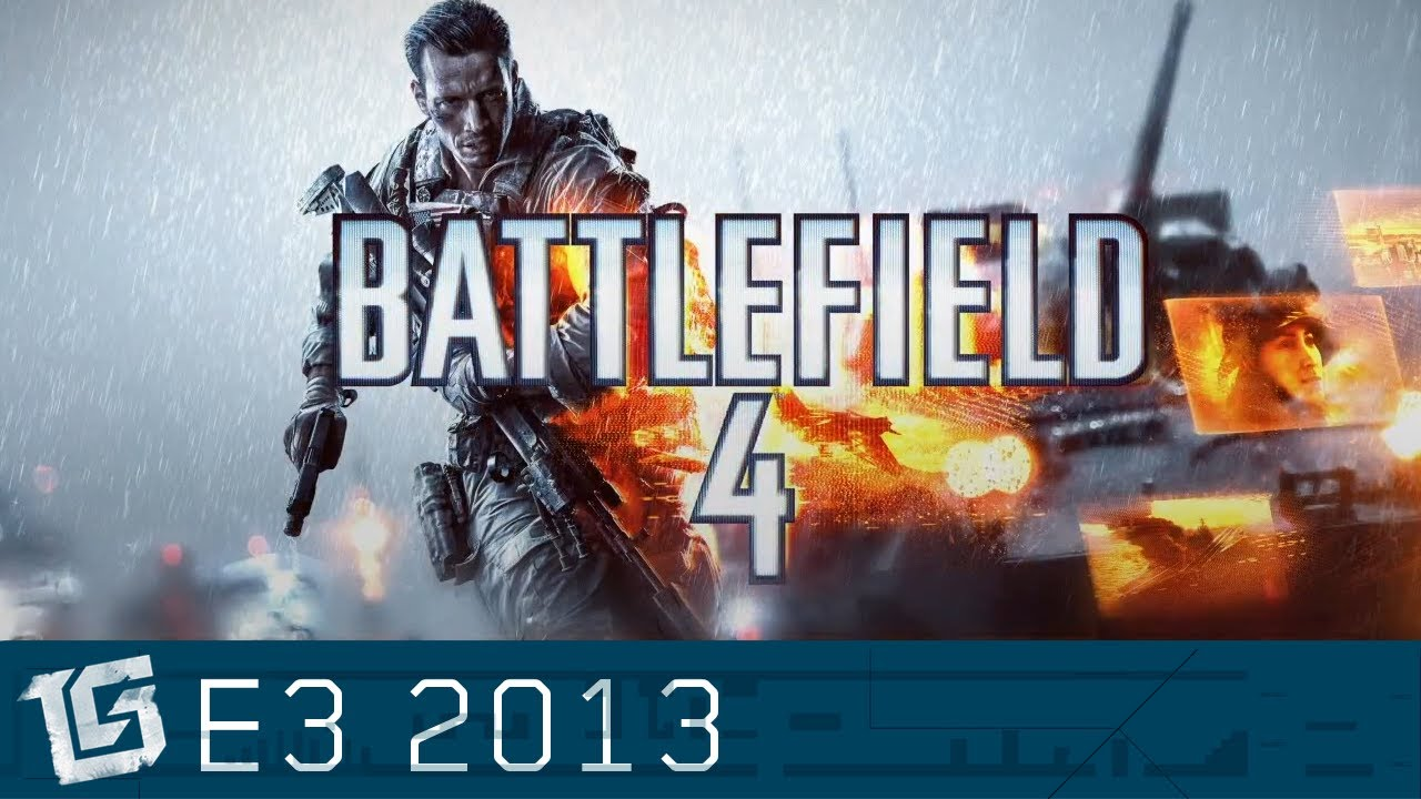 Battlefield 4 - E3 2013 Official Trailer