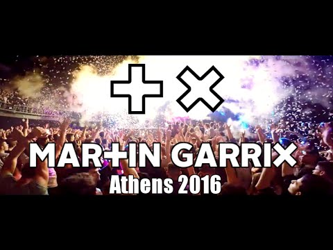 Martin Garrix Athens Globe 2016