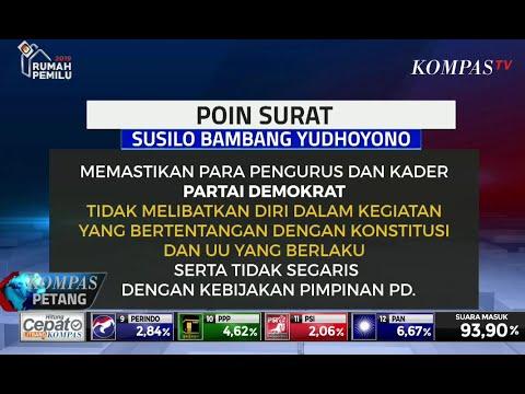 SBY Instruksikan Tak Ikut Kegiatan Inkonstitusional