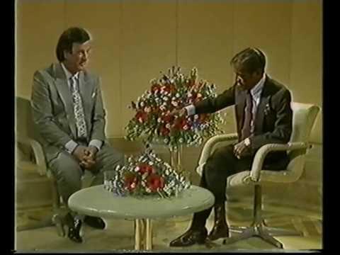 Sammy Davis Jr. at Wogan 1989 (part 4 of 4)