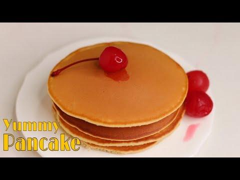Perfect Pancake Recipe ॥ How To Make Pancake