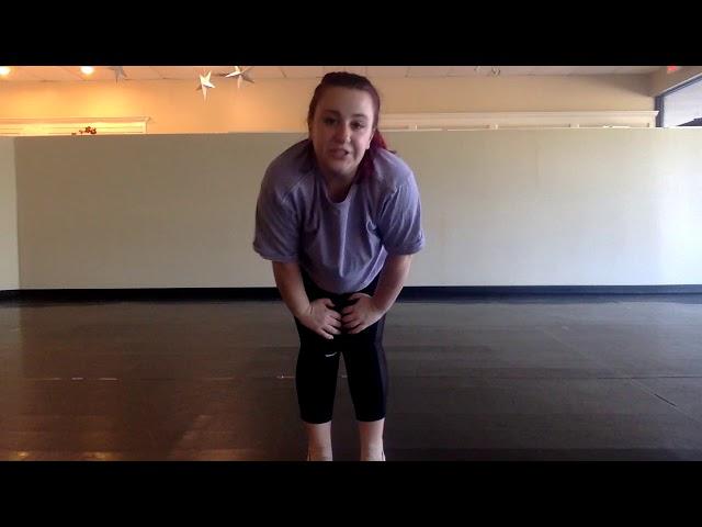 Miss McKenna Advanced Lyrical 4/1