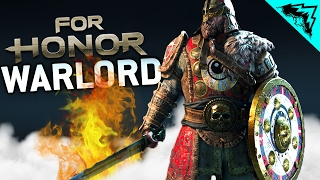 DECAPITATION?! - For Honor Gameplay Warlord (For Honor Multiplayer)