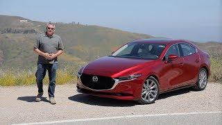2019 Mazda Mazda3 Premium Sedan Review