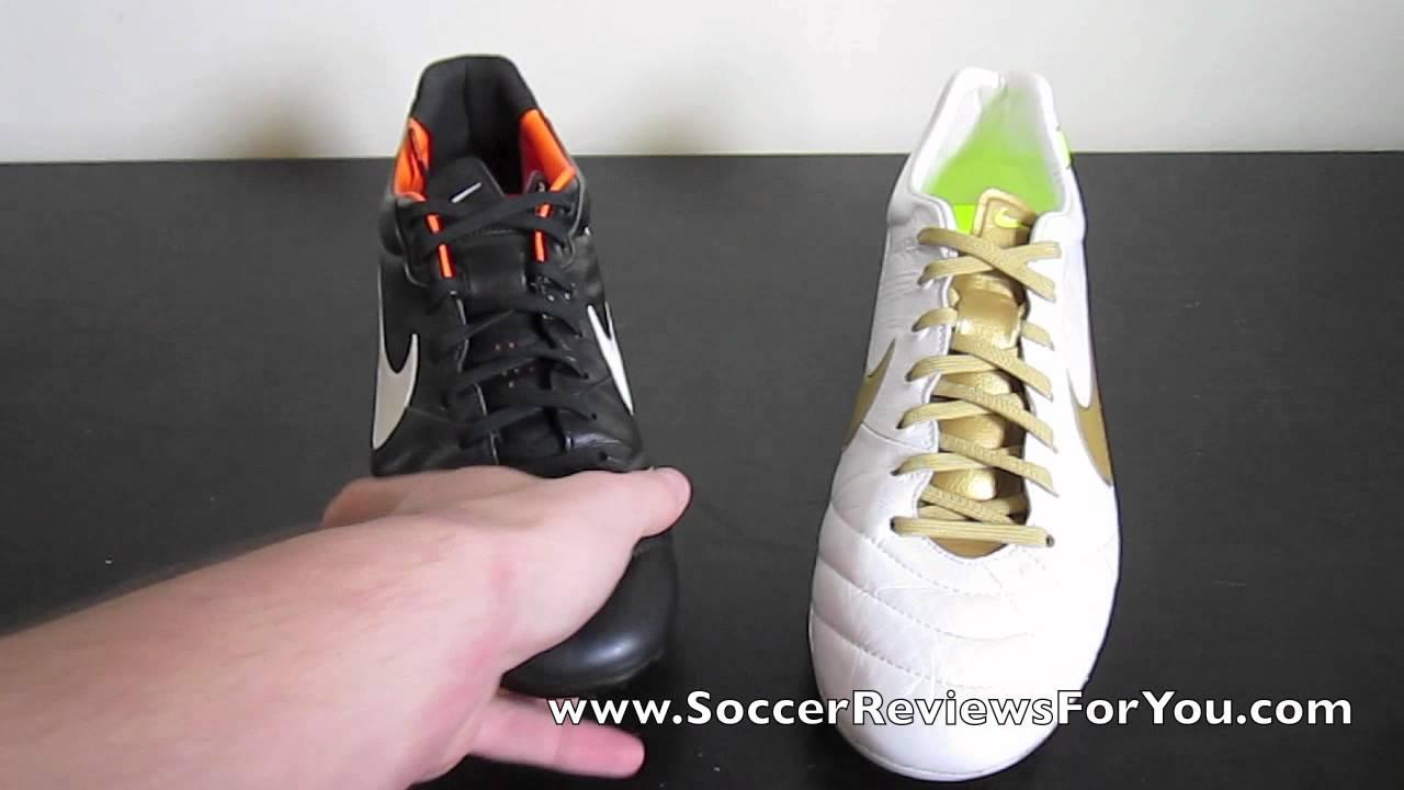 Nike Tiempo Legend IV VS Legend IV Elite - Comparison. Soccer Reviews For  You