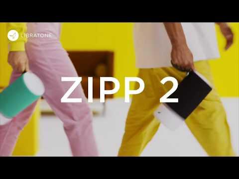 Libratone ZIPP 2 & ZIPP MINI 2 - Portability