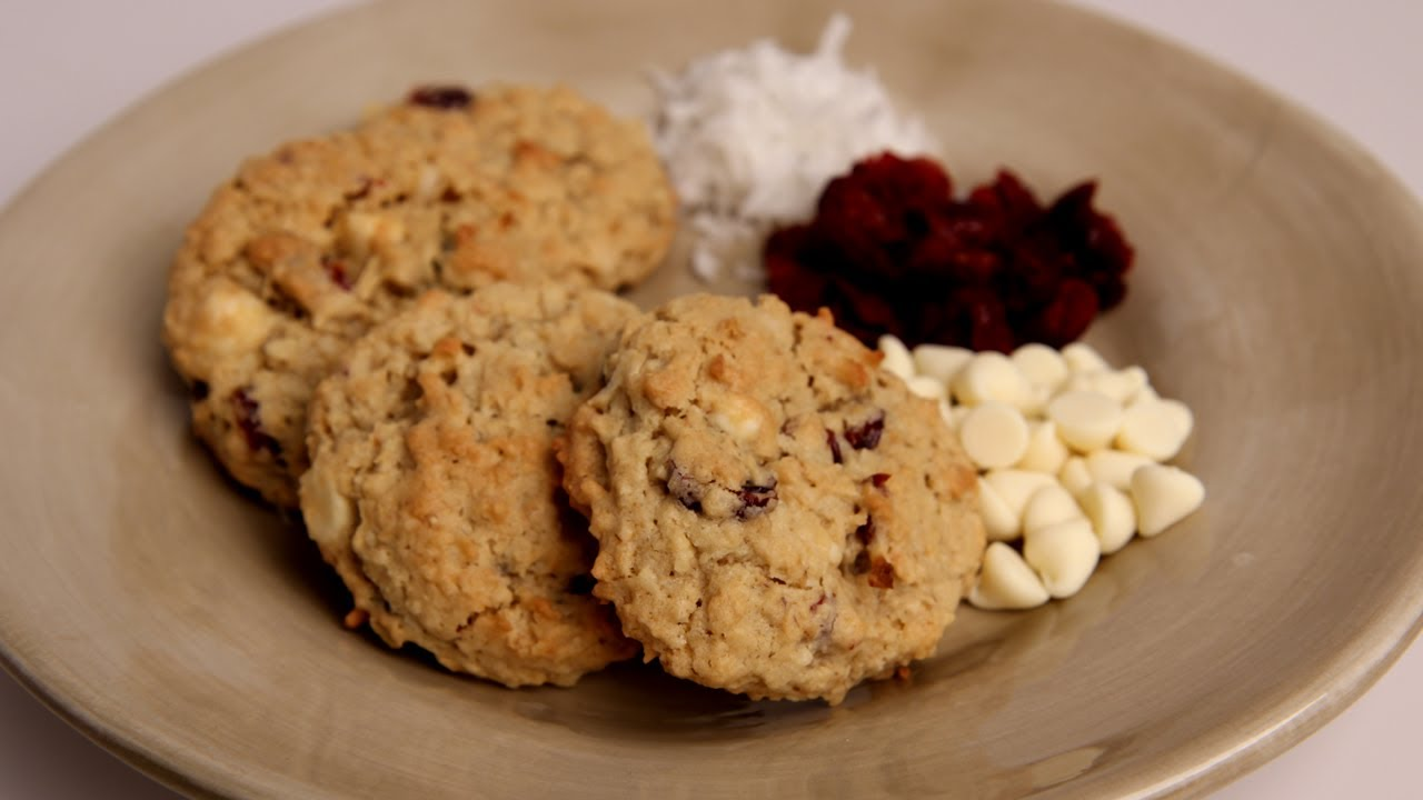 Cranberry coconut cookie recipe