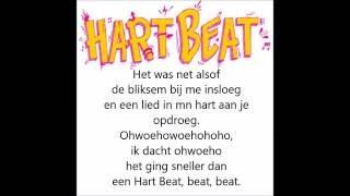 Hart Beat - Rein van Duivenboden & Vajèn van den Bosch lyrics