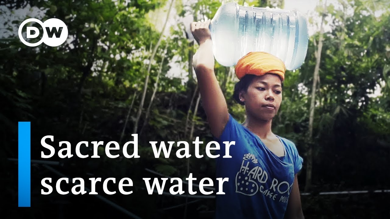 Indonesia: Bali's water dilemma - Founders Valley (8/10) | DW Documentary