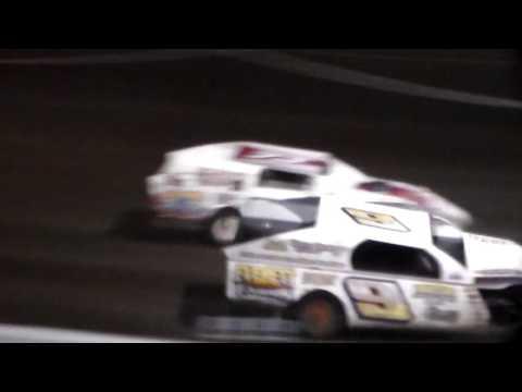 Modified Amain @ Hancock County Speedway 04/21/17