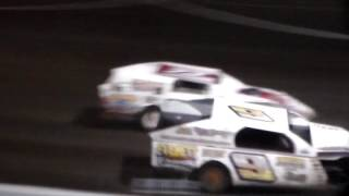 IMCA Modifieds | Hancock County Speedway 4/21/17