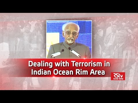 Discourse -   Dealing with Terrorism in Indian Ocean Rim Area