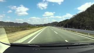 岡山県道79号佐伯長船線、大成峠、R2長船町-吉井川沿い-和気町佐伯 車載動画