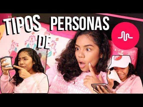 TIPOS DE PERSONAS EN MUSICAL.LY |Johanna De La Cruz