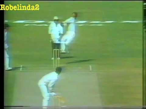 *RARE* Pakistan vs Australia SEMI FINAL 1987 WORLD CUP