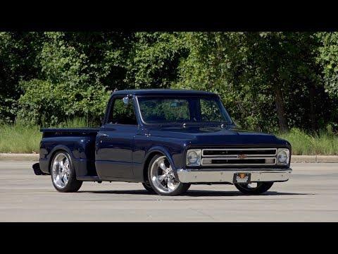 1968 Chevrolet C10 SOLD / 136433