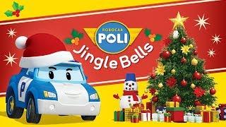Новогодние песни - Робокар Поли поздравляет с Новым годом и Рождеством!