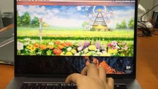 MacBook Pro 實機分解:影片播放