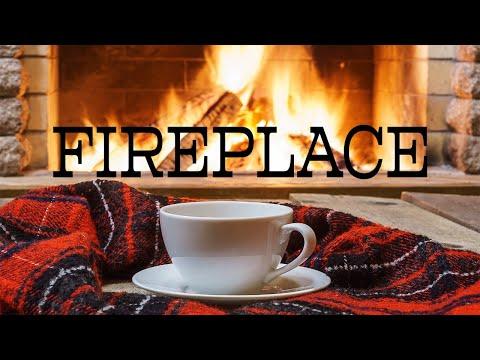 Relaxing JAZZ & Cozy Fireplace - Instrumental JAZZ & Bossa Nova - Chill Out Music