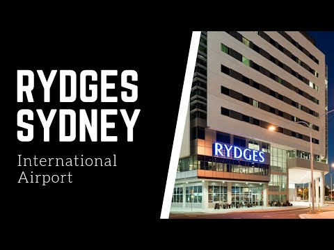 Rydges Sydney International Airport | Calling All #avgeeks!!!