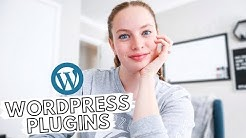 BEST WORDPRESS PLUGINS FOR BLOGGERS: All of the plugins on my WordPress website   THECONTENTBUG