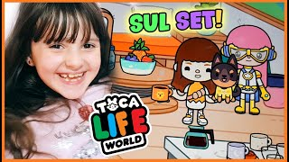 Toca World: Esploriamo il set cinematografico!