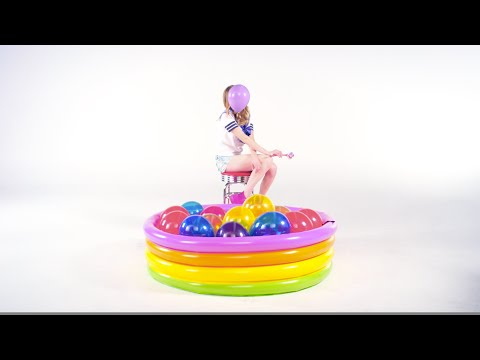 Anamanaguchi -「 Pop It (feat. meesh彡☆) 」 (Official Music Video)