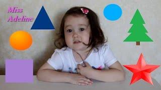 Развивающие занятия для детей 3 лет. Развитие логики и логического мышления у детей с 3 лет. Урок 1
