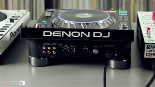 First look: denon dj sc5000 prime player (click link in description to watch full review)