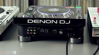 First Look: Denon DJ SC5000 Prime Player