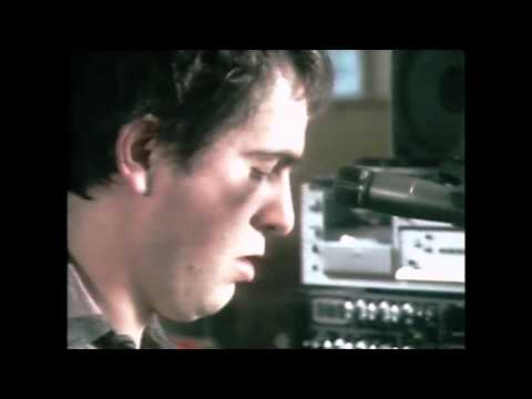 Peter Gabriel on The South Bank Show 1982 (Making of Security/ PG4)