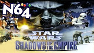 Star Wars : Shadows Of The Empire - Nintendo 64 Review - HD
