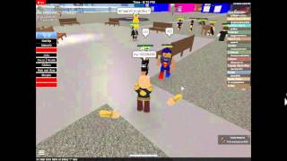 saraawesome098's ROBLOX video