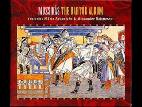 Muzsikás - The Bartók Album