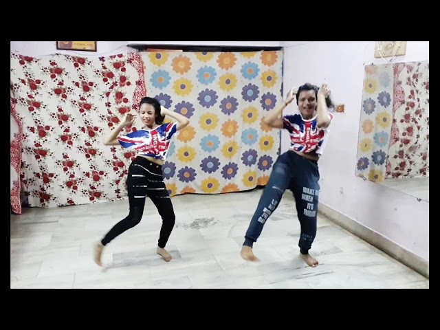 Dance cover on abusadamente  choreographed by palak and kajal 