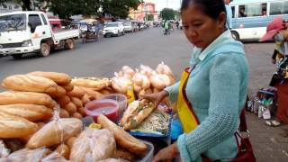 Kev Noj Kev Haus Nyob Vientiane Laos