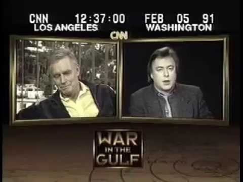 Hitchens vs. Heston  Gulf War 02051991