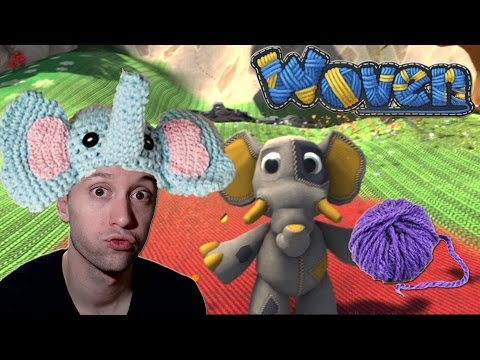 UNBE-WEAVE-ABLY ADORABLE GAME   Woven #1